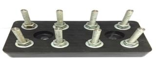 8 Pin Terminal Board TB32A.B.C2